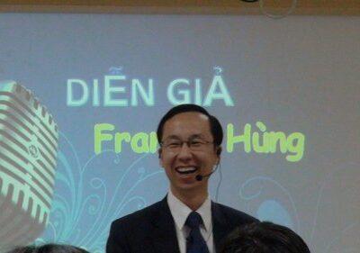 Francis Hung co giong noi vo cung truyen cam