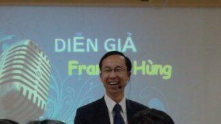 Francis Hùng có giọng nói vô cùng truyền cảm