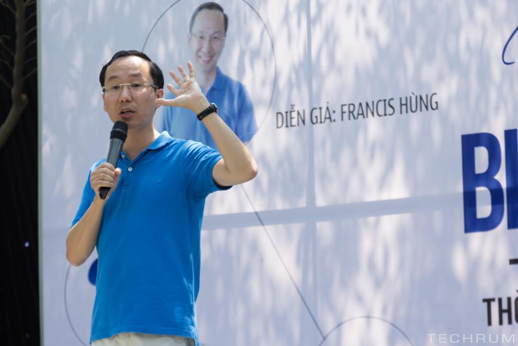 Francis Hùng chia sẻ về việc làm giàu