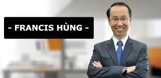 Francis Hùng từng là hoạt động trong lĩnh vực khách sạn