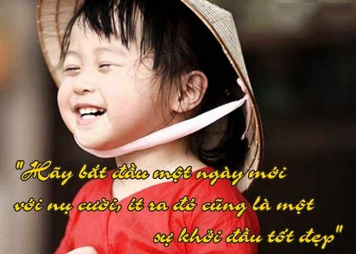Hãy luôn nở nụ cười để cuộc sống tươi đẹp hơn